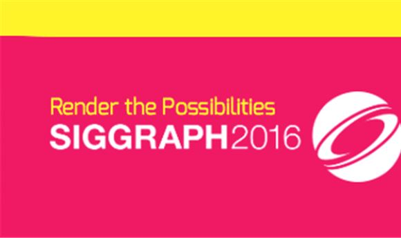 SIGGRAPH Announces Technical Papers Lineup