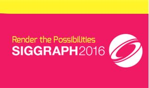 Registration Now Open For SIGGRAPH 2016