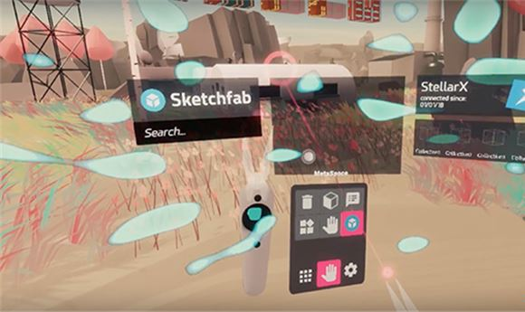 Sketchfab Offers Download API For Searching 3D Content