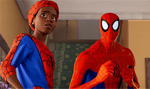 Golden Globes: <I>Into the Spider-Verse</I> takes top honors