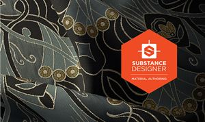 New Substance Designer Engine Goes Beyond Texture Maps