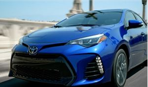 The Colonie Helps Toyota Launch 2017 Corolla