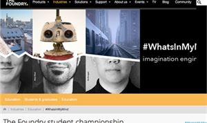 The Foundry Announces Winners Of 'Student Championship'