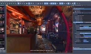 Thinkbox Improves Sequoia Point Cloud Meshing Application