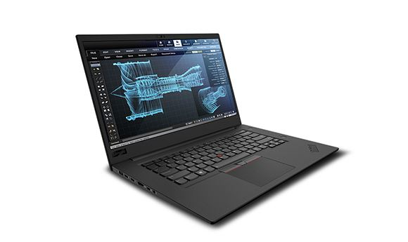 Lenovo Introduces Thin, Lightweight ThinkPad P1 Mobile Workstation