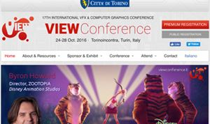 VIEW Conference Announces Keynote Speakers