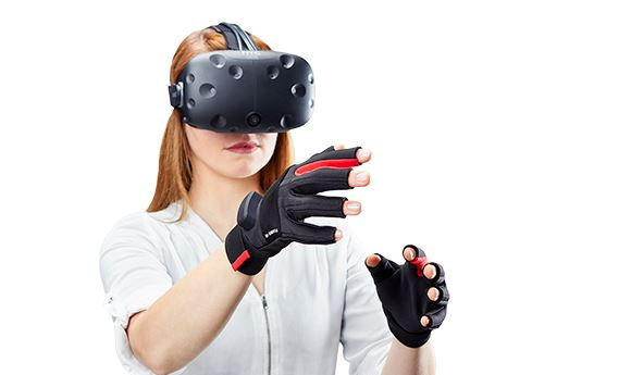 Vicon Partners With Manus VR To Add Finger Tracking