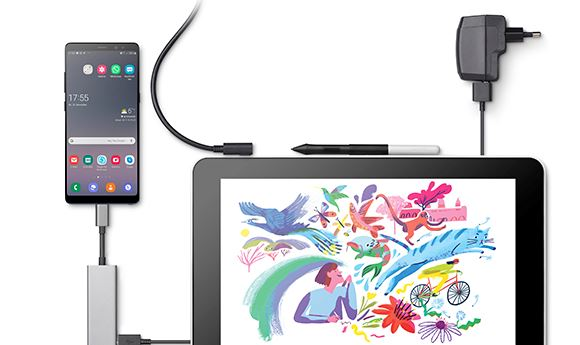 Wacom One Positioned As Economical Pen Display