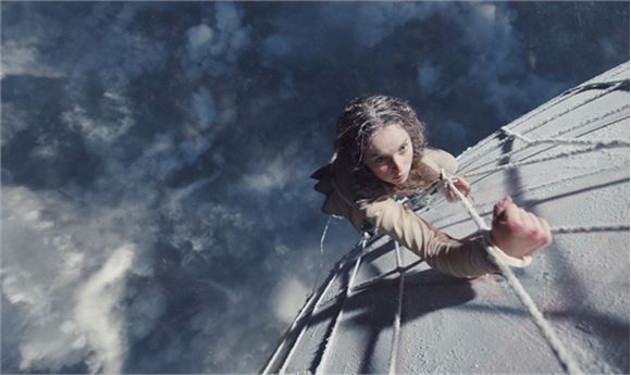 The Sky's the Limit for 'The Aeronauts' VFX