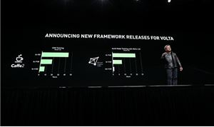 Nvidia Introduces Volta-Based Tesla V100 Data Center GPU