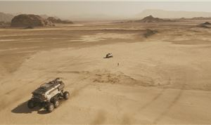 'Mars 2' Offers Further VFX Adventures on the Red Planet