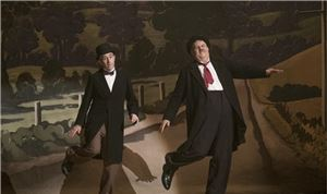 Union Helps Return Stan & Ollie to 1950s Britain
