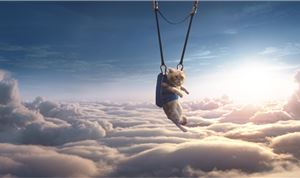 Framestore Sends Brand to the Clouds