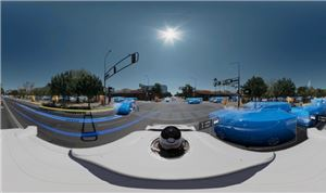 Framestore Helps Create Waymo 360 Experience