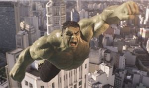 Framestore Puts Hulk into Action
