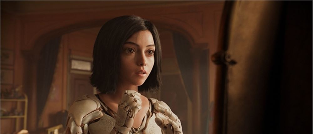 Creating the Cyber Actress Alita