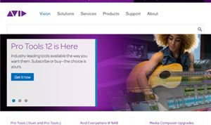 Avid Releases Pro Tools 12, Offers Subscription Options