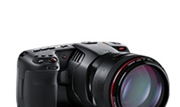 Blackmagic Design Announces Pocket Cinema Camera 6K