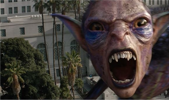 VFX Brings Dark, Urban Fantasy World to Life