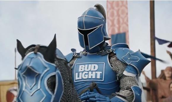 Super Commercial: Bud Light 'Joust'
