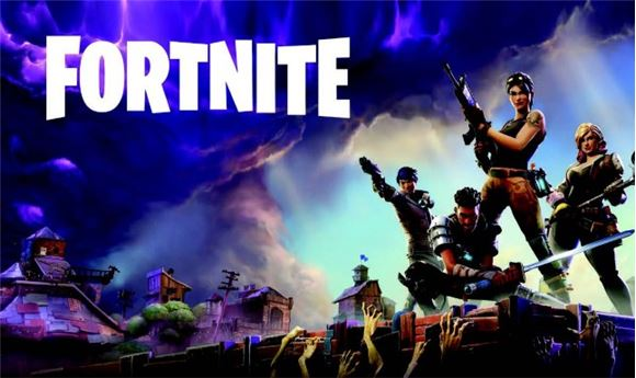 In a 'Fortnite' | Computer Graphics World
