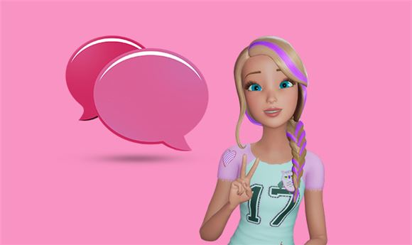Chat with Barbie