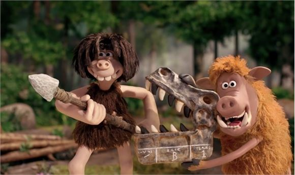 'Early Man' Adds VFX to Stop-Motion