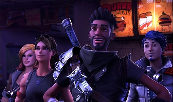 'Fortnite' Trailer Rewrites Traditional CG Workflows