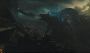 Godzilla: King of the Monsters and King of the Screen