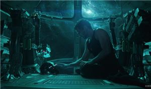 Cinesite Delivers for 'Endgame'