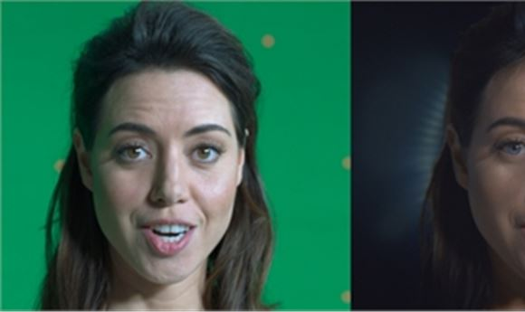 VFX Morph Showcases TV Character's Multiple Personalities