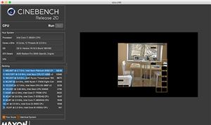 Maxon Announces Next-Gen Cinebench Release 20