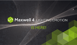 Next Limit Introduces Maxwell 4