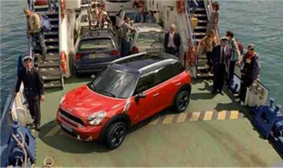"SWAY Propels ""MINI"" Generation with Dynamic Spot Unveiling the 2011 Mini"