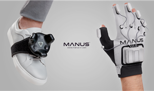 Manus Offers Polygon Full-Body Tracking and Gloves