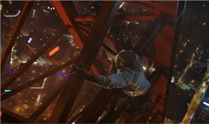 Method Helps Dwayne Johnson Take a Flying Leap in 'Skyscraper'