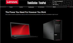 Lenovo Expands ThinkStation Portfolio