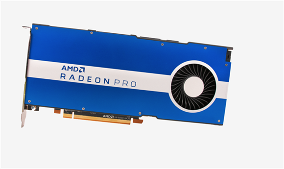 AMD Introduces Radeon Pro W5500 Workstation Graphics Card