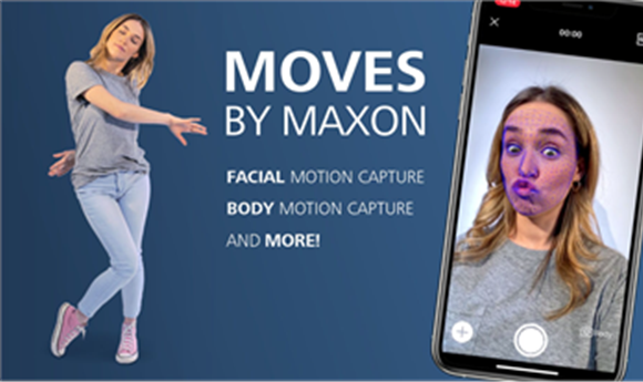 DCC Company Introduces Moves by Maxon