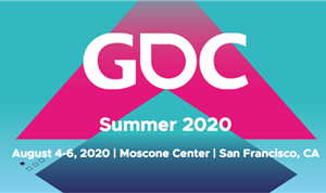 GDC 2020 Rescheduled