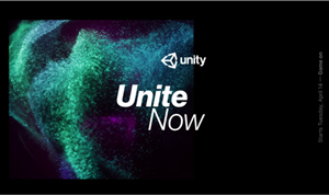 Unity Launches Weekly Unite Now Programming Series