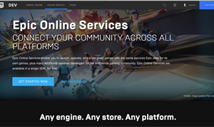 Epic Launches Epic Online Services