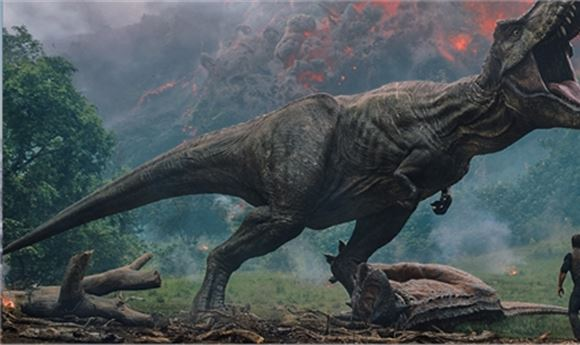 The Dinosaurs Move Out | Computer Graphics World