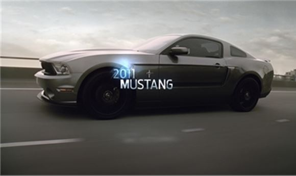 Stardust Directs Cinematic Journey for the Ford 2011 Mustang
