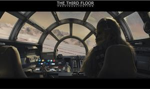 Third Floor's Epic Previs/Postvis For 'The Last Jedi'