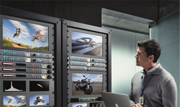 Blackmagic Releases Update for Teranex Express Format converter