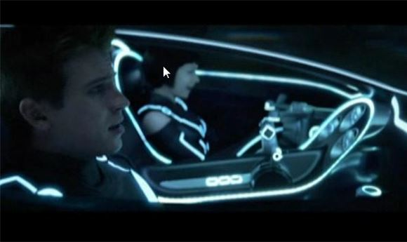Tron: Legacy The highly anticipated sequel
