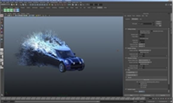 Thinkbox Software Releases Krakatoa MY for Maya