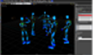 Vicon Blade Delivers Real-time Mocap