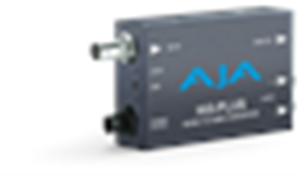 AJA Launches New Hi5-Plus, HA5-Plus Mini-Converters